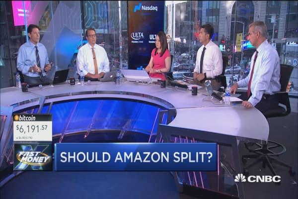 Split Amazon Prime