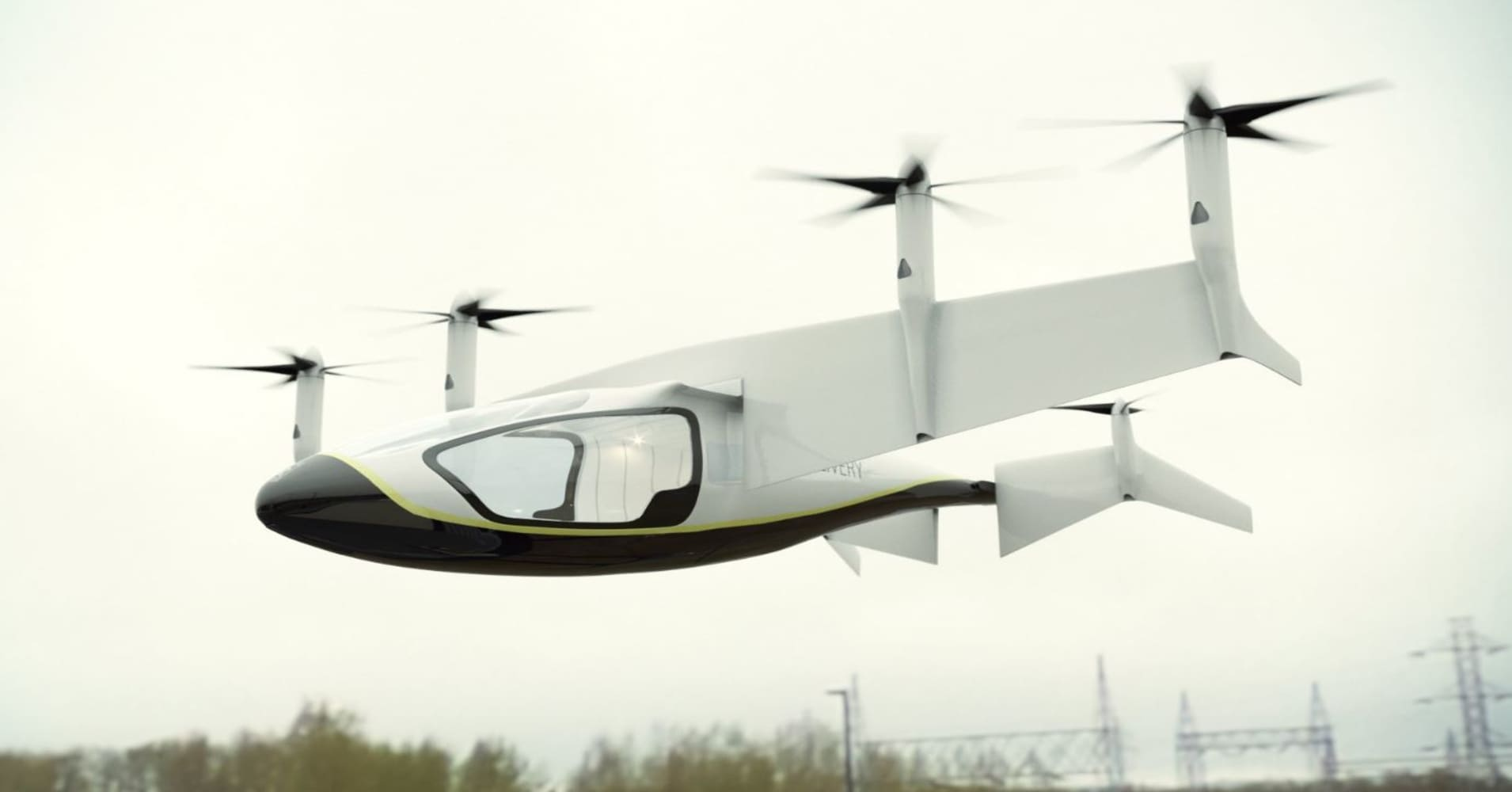 Rolls-Royce joins the race to develop a flying taxi