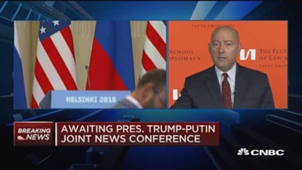 Best and worst case scenarios from Trump Putin summit