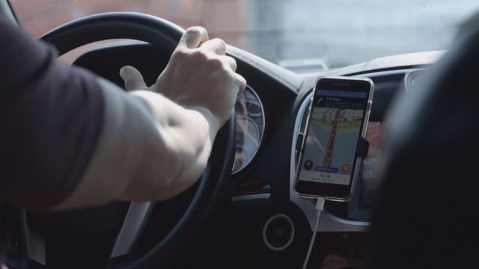 The business of being a rideshare driver