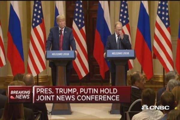 Putin: Estados Unidos y Rusia pueden cooperar en la regulación de los mercados petroleros
