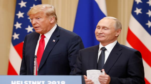 Watch the full press conference between Trump and Putin