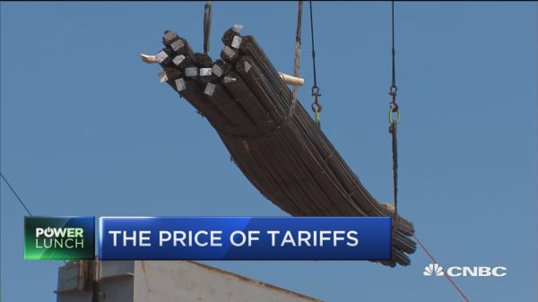 Small business and the price of tariffs