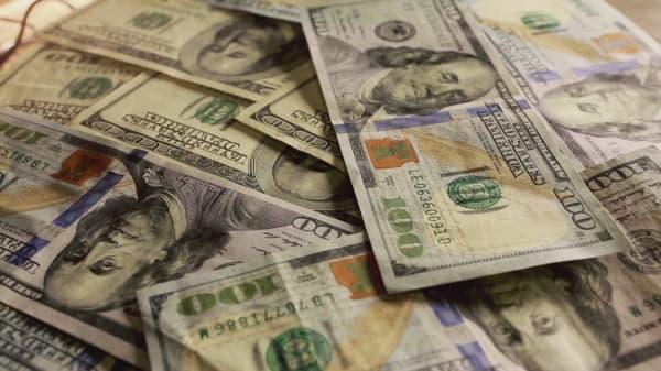 Liquidating assets in retirement fund