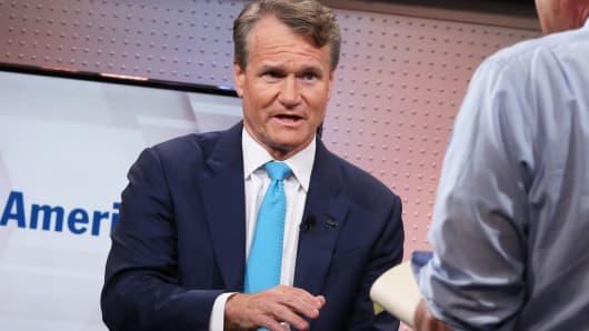 Brian Moynihan, CEO, Bank of America