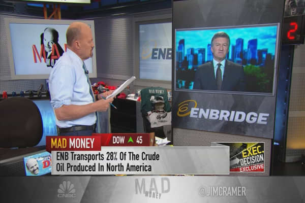 North America has 'a tremendous competitive advantage in energy,' Enbridge CEO says