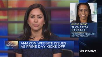 Sucharita Kodali talks about Amazon's Prime Day glitch