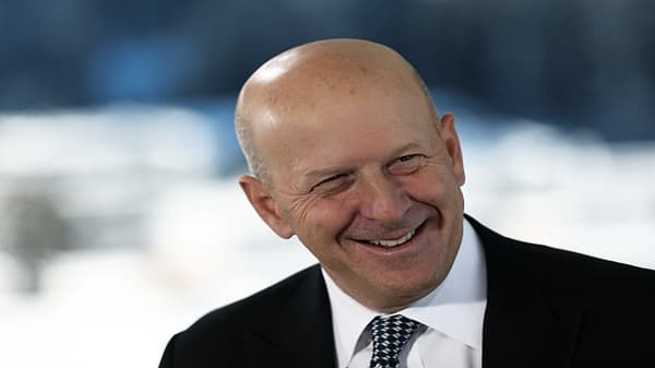 Goldman Sachs expected to name David Solomon next CEO