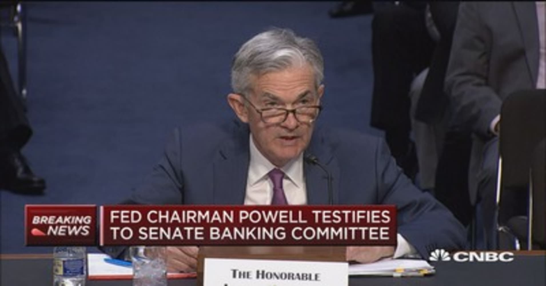 Mpa Testifies For Rate Increase To >> Powell Backs More Rate Hikes As Economy Growing Considerably Stronger