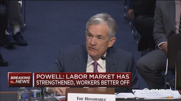 Fed's Powell: Important to get housing finance off governmental balance sheet