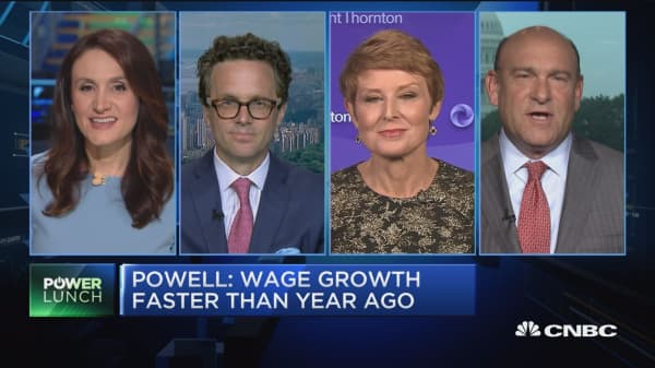 'I worry we're in a boom bust cycle now': economists on Powell testimony