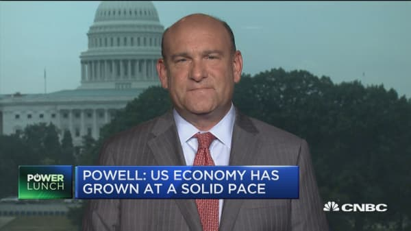 Powell: Best way forward to gradually raise interest rates