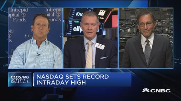 Closing Bell Exchange: Experiencing broad-based rebounding rally, not just FANG