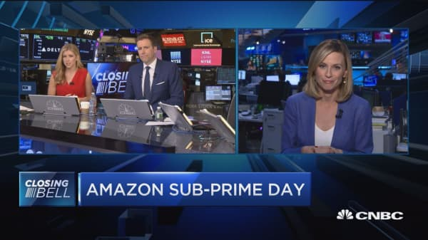 Prime Day: Sales up 89 percent in its first 12 hours from last year