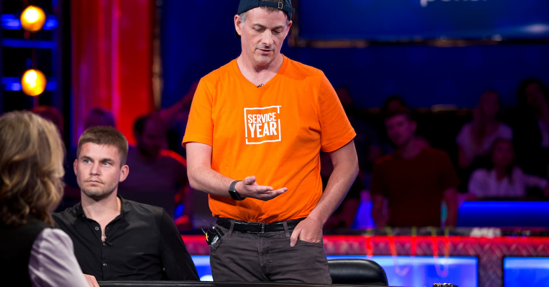 Shaun Deeb Wins His Second World Series of Poker Bracelet Of The Summer