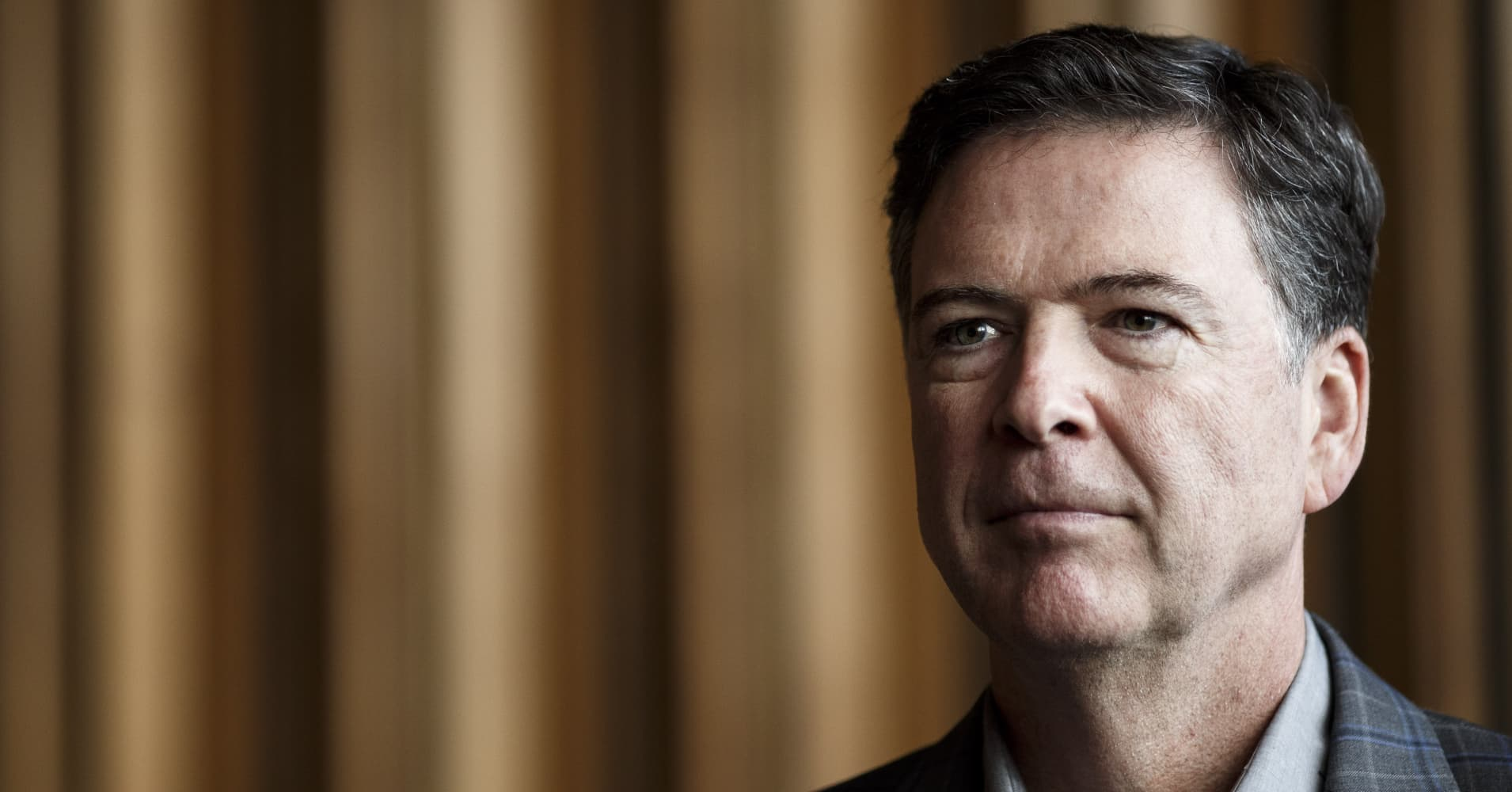 Ex-FBI chief James Comey urges Americans to vote for Democrats in midterm elections