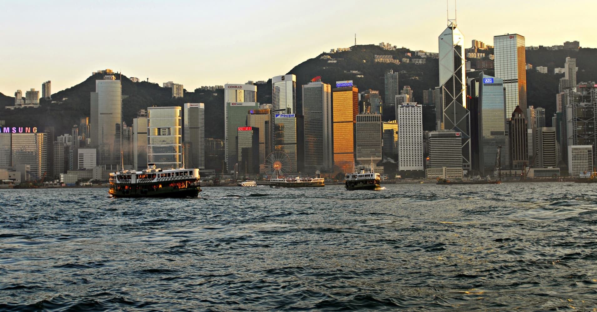 Why Hong Kong has the world's most expensive office space