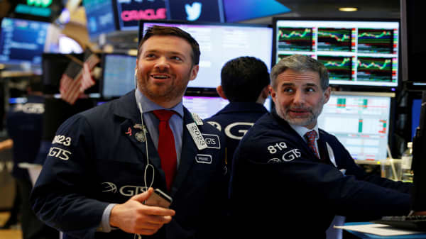 Wall Street looks to a higher open