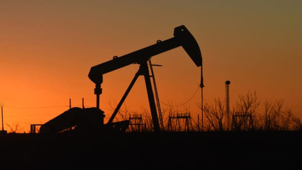 Crude oil prices under pressure as supplies increase