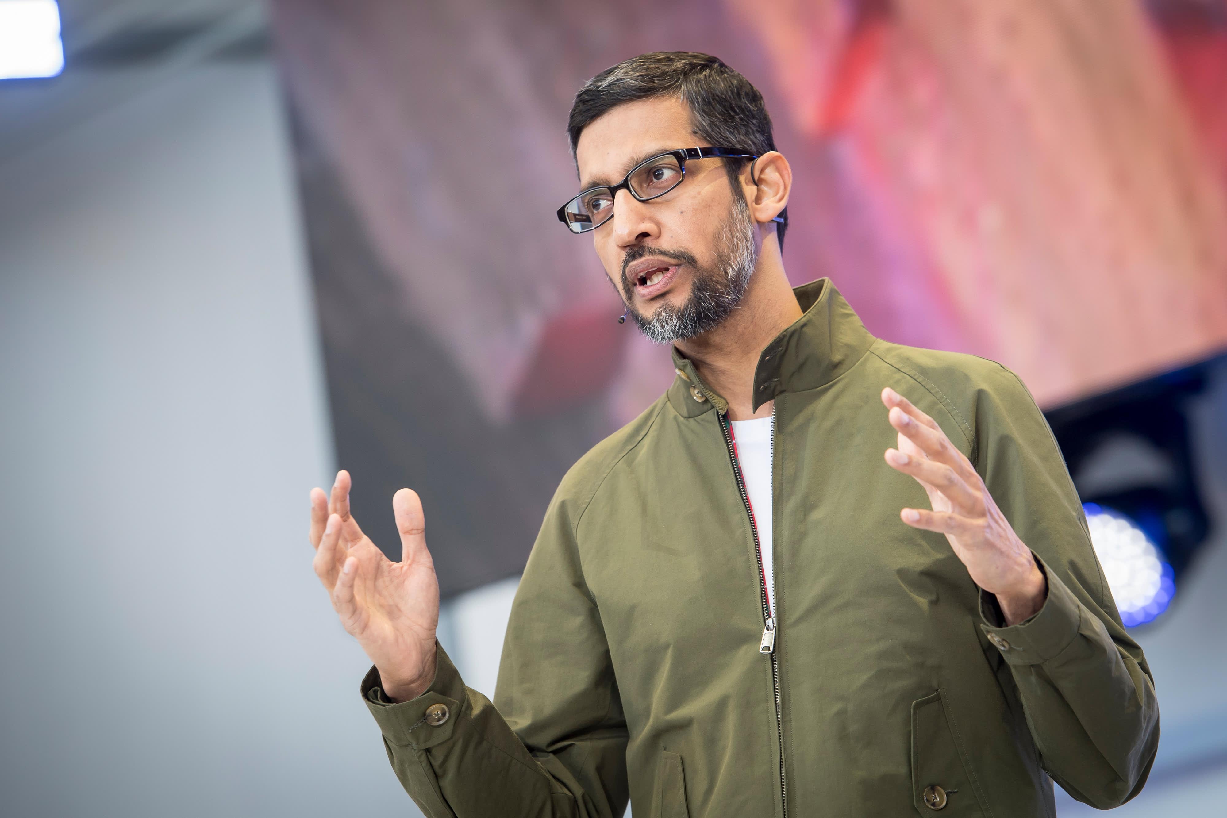 Google CEO Pichais memo regarding changes to sexual harassment policy Google CEO Pichais memo regarding changes to sexual harassment policy new images