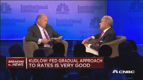 Kudlow: Trade negotiations ongoing with EU
