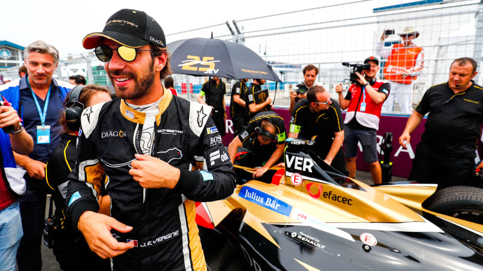 Why this Formula E champion would never buy a car