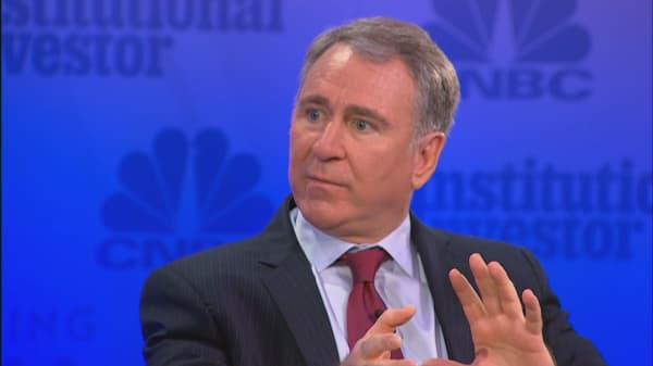 Citadel's Ken Griffin: Trump 'unquestionably' has the right mission on trade