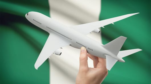 nigeria launches national carrier that it hopes will fly to china