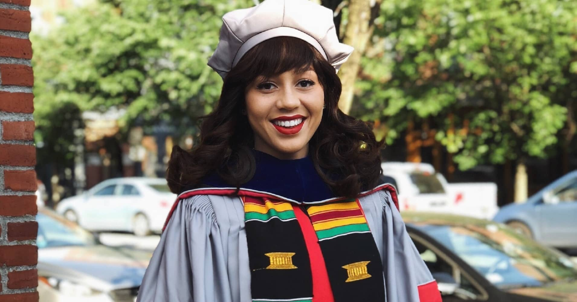 cnbc.com - Courtney Connley - Meet Mareena Robinson Snowden, the first black woman to earn a PhD in nuclear engineering from MIT
