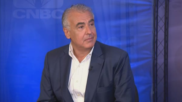 Billionaire Marc Lasry says he'd like a little more 'chaos' in the market