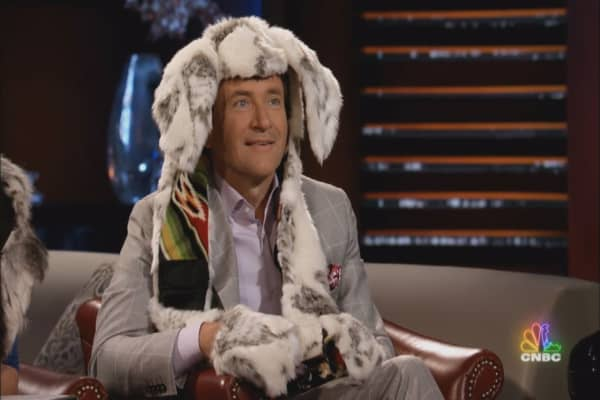 "The Sharks get spiritual with their very own ""Spirit Hood"" fur hats"