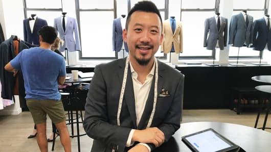 Black Lapel's mission: Make custom formalwear suitable for the masses