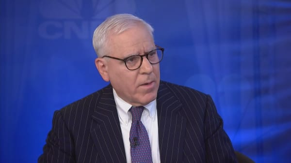 Carlyle Group's Rubenstein: Don't see recession in the near-term