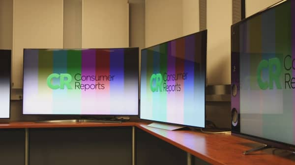 Here's how Consumer Reports tests TVs