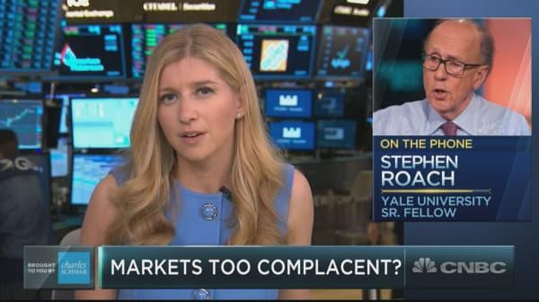 Markets unprepared for trade war fallout, Stephen Roach warns