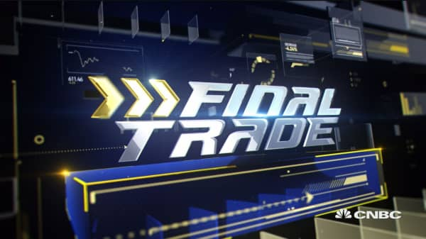 Cnbc options action final trade