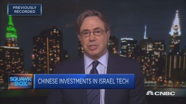 How Israeli tech could benefit from the US-China trade war