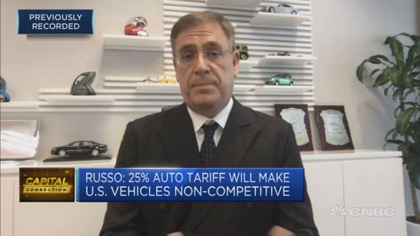 Automobility CEO: Increasing tariffs 'more negative' for the industry