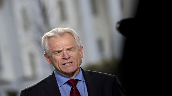 Peter Navarro: President Trump has always had a clear strategy