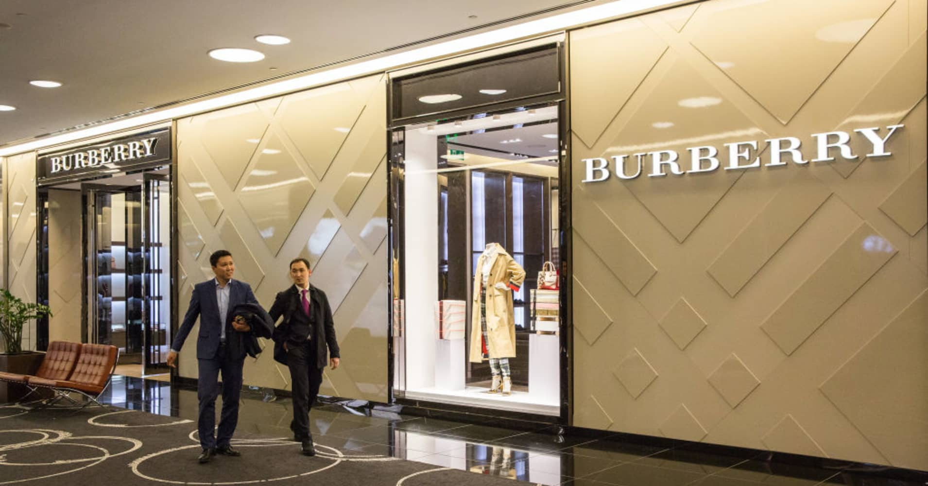 British fashion house Burberry to stop burning unsold items