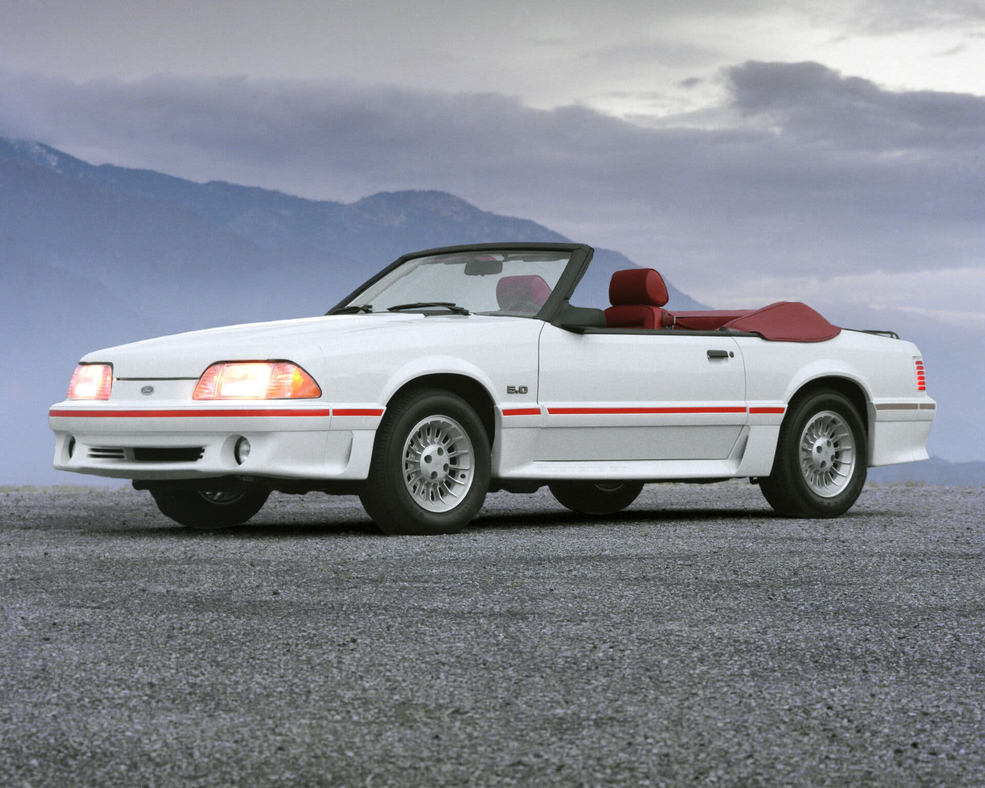 Ford Has Made 10 Million Mustangs A History Of The Iconic Sports Car 1964 Mustang Gt Convertible