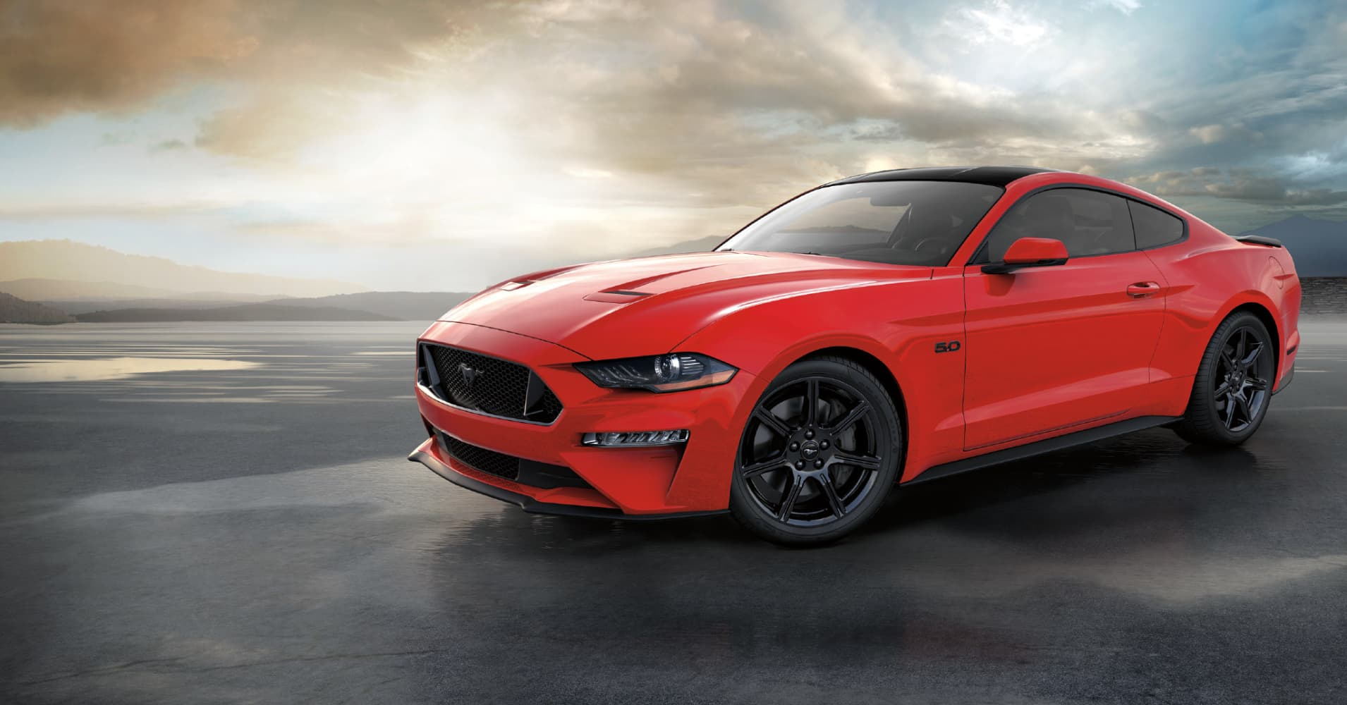 The long life of the best-selling Ford Mustang