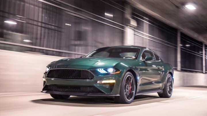 2019 Mustang Bullit.