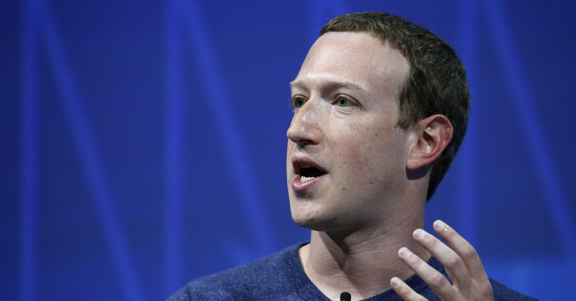 Facebook's Zuckerberg to meet with UK culture minister to discuss regulation