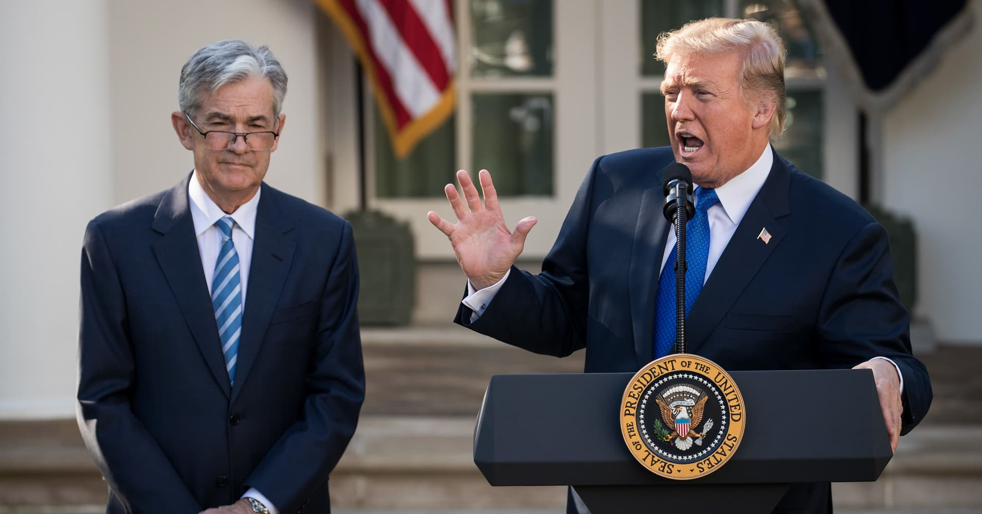Trump's attacks on Jerome Powell are justified, James Bianco says