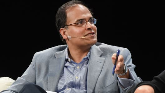 Managing Director of Insight Venture Partners Deven Parekh