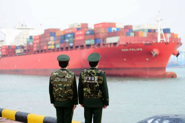 The impact of tariffs on the global economic outlook