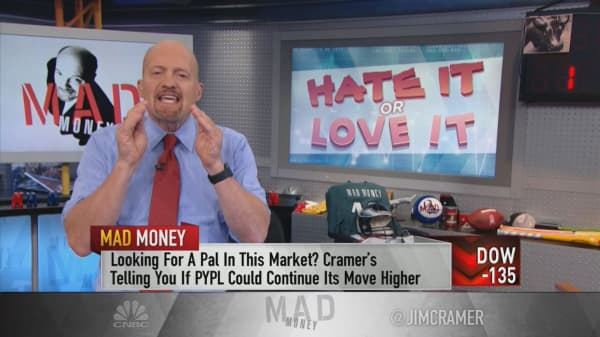 Cramer expects 'total revaluation' of Comcast and Disney as bidding war for Fox winds down