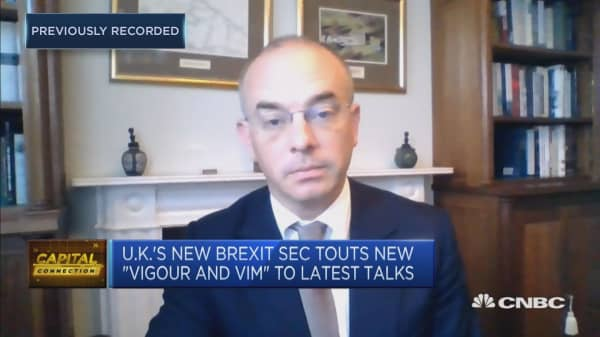 The risk of no-deal Brexit has increased, analyst says