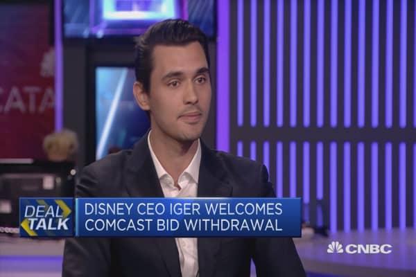 Comcast Tv And Internet >> Comcast and Disney battle for Sky could make a fantastic scripted drama: Pro